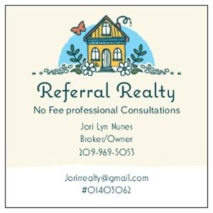 referral realty